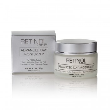 Retinol by Robanda Advanced Day Mosturizer