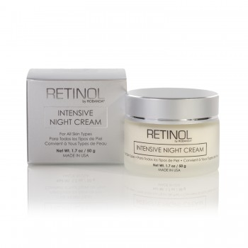Retinol by Robanda Intensive Night Cream