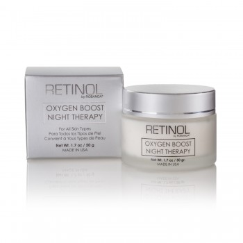 Retinol by Robanda Oxygen Boost Night Therapy