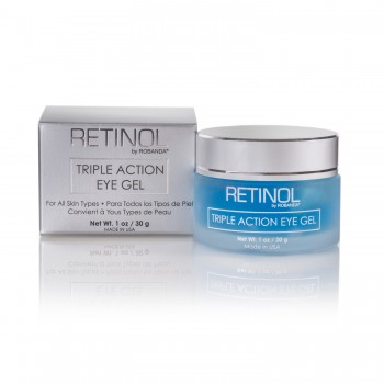Retinol by Robanda Triple Action Eyey Gel